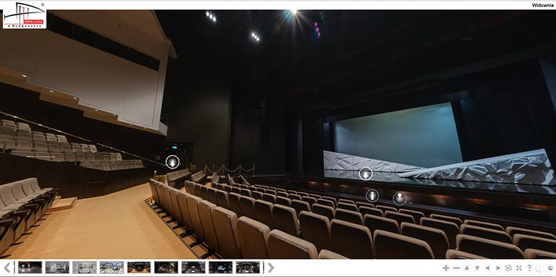 panoramy sferyczne vr_opera